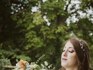 Le nozze di Ilaria  e George  1