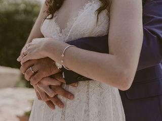 Le nozze di Ilaria  e George