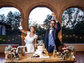 Le nozze di Natalia e Alberto