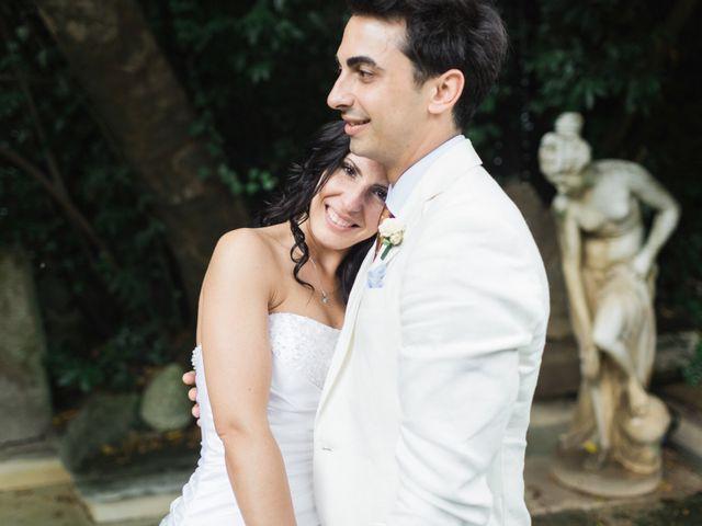 le nozze di Gioia e Stefano