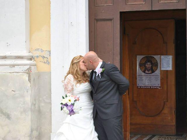 Il matrimonio di Cristina e Mirko a Vallio Terme, Brescia 1