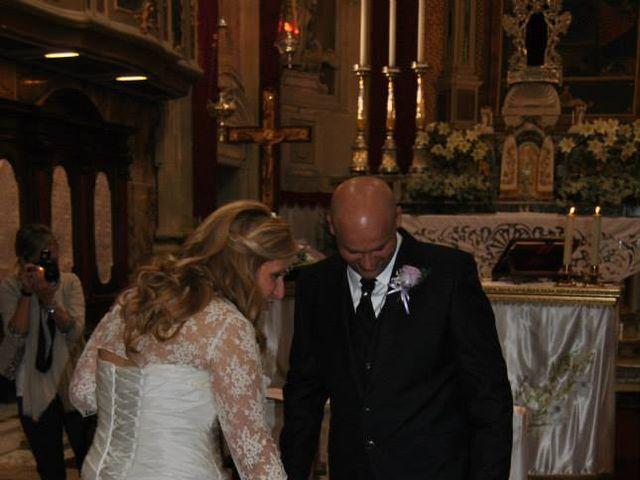 Il matrimonio di Cristina e Mirko a Vallio Terme, Brescia 5