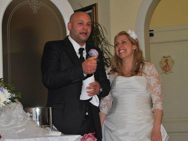 Il matrimonio di Cristina e Mirko a Vallio Terme, Brescia 7