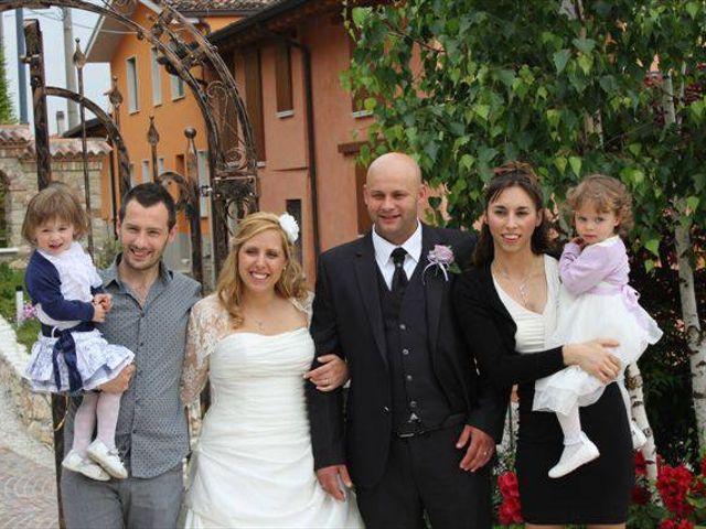 Il matrimonio di Cristina e Mirko a Vallio Terme, Brescia 8