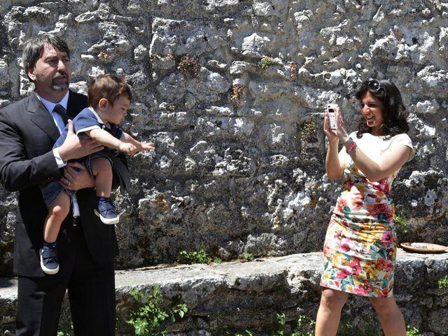 Il matrimonio di Giuseppe e Antonella a Cammarata, Agrigento 13