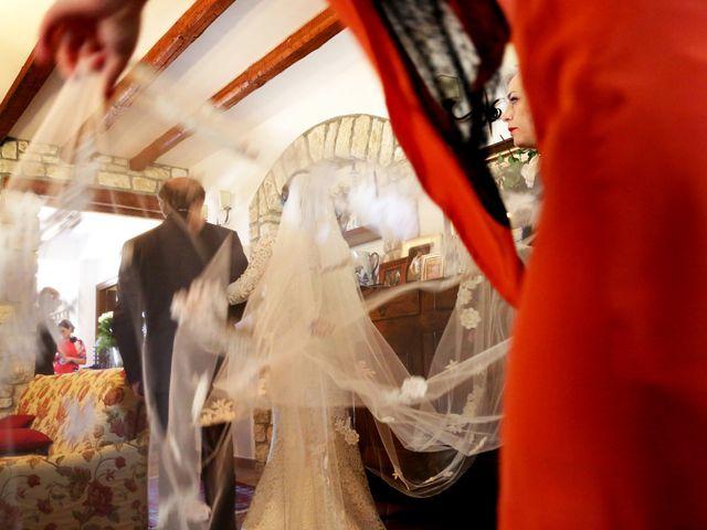 Il matrimonio di Giuseppe e Antonella a Cammarata, Agrigento 16