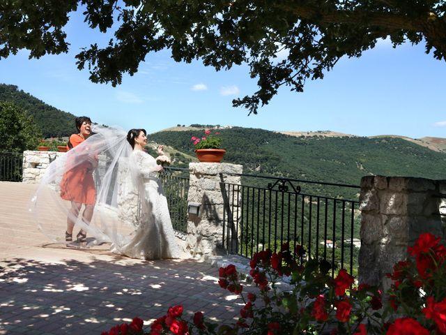 Il matrimonio di Giuseppe e Antonella a Cammarata, Agrigento 17