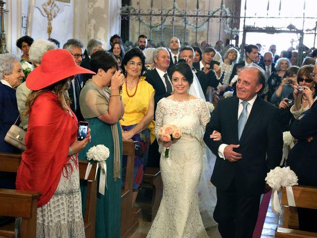 Il matrimonio di Giuseppe e Antonella a Cammarata, Agrigento 24