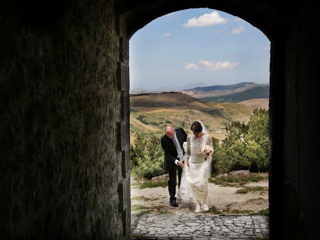 Il matrimonio di Giuseppe e Antonella a Cammarata, Agrigento 37