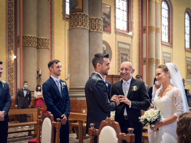 Il matrimonio di Davide e Simona a Annone di Brianza, Lecco 12