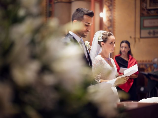 Il matrimonio di Davide e Simona a Annone di Brianza, Lecco 15