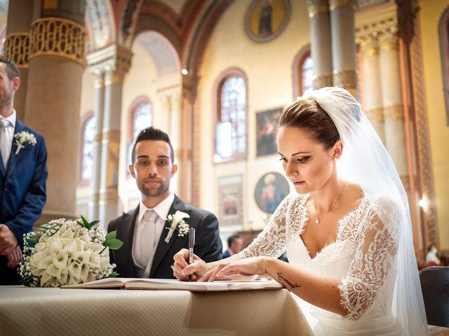 Il matrimonio di Davide e Simona a Annone di Brianza, Lecco 17