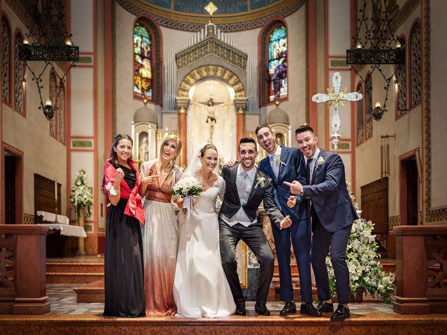 Il matrimonio di Davide e Simona a Annone di Brianza, Lecco 18