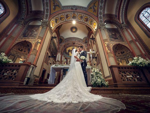 Il matrimonio di Davide e Simona a Annone di Brianza, Lecco 19