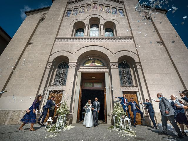 Il matrimonio di Davide e Simona a Annone di Brianza, Lecco 20