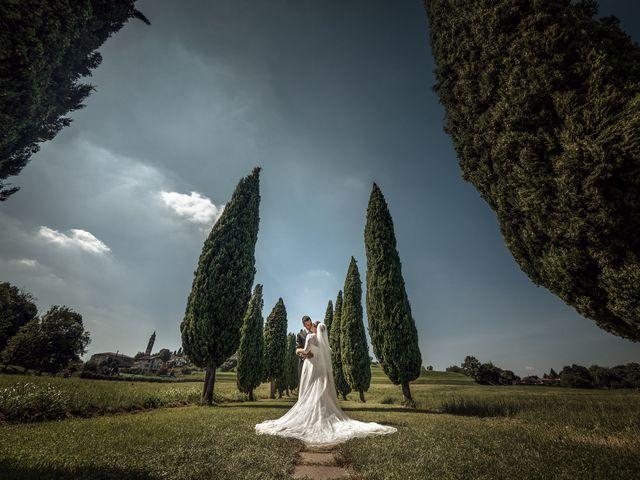 Il matrimonio di Davide e Simona a Annone di Brianza, Lecco 22