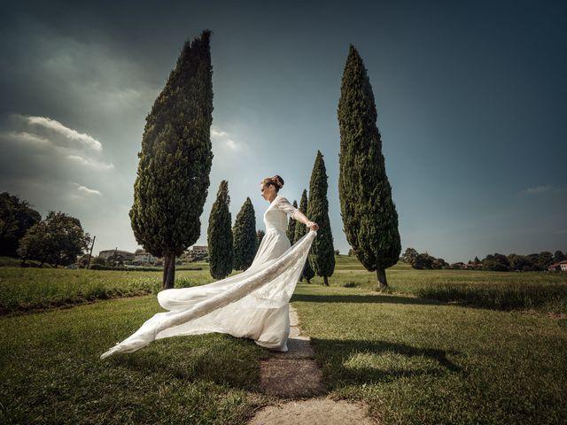 Il matrimonio di Davide e Simona a Annone di Brianza, Lecco 23