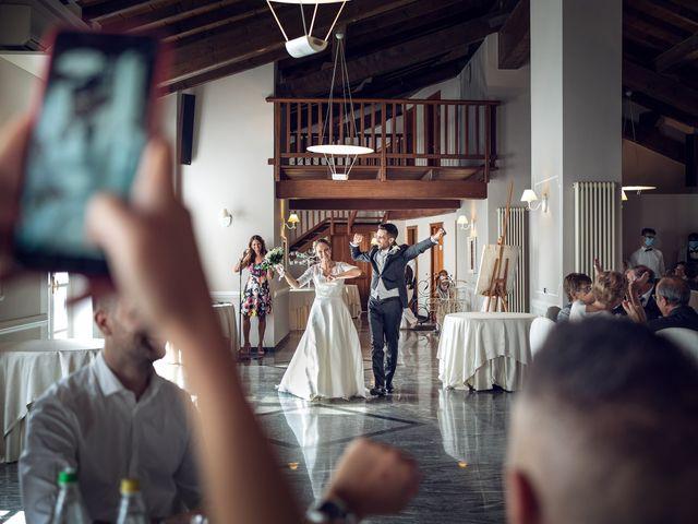 Il matrimonio di Davide e Simona a Annone di Brianza, Lecco 28