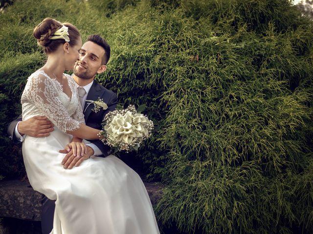 Il matrimonio di Davide e Simona a Annone di Brianza, Lecco 31