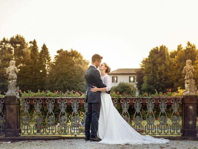 Il matrimonio di Davide e Simona a Annone di Brianza, Lecco 34