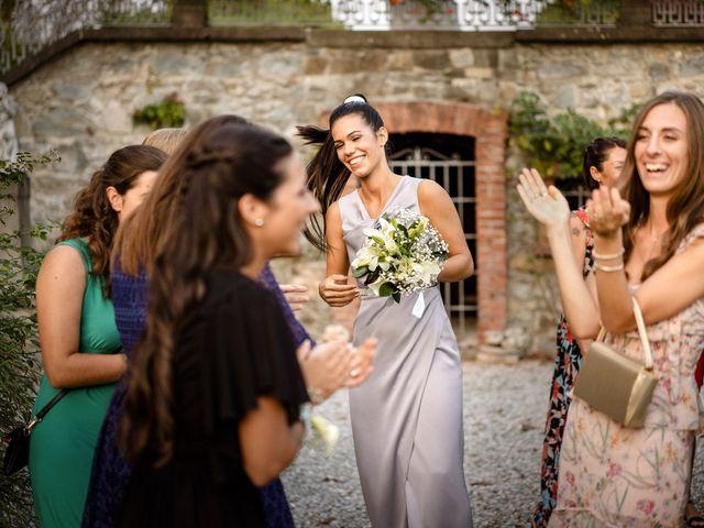 Il matrimonio di Davide e Simona a Annone di Brianza, Lecco 44