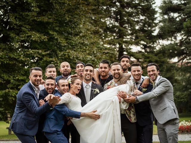 Il matrimonio di Davide e Simona a Annone di Brianza, Lecco 48