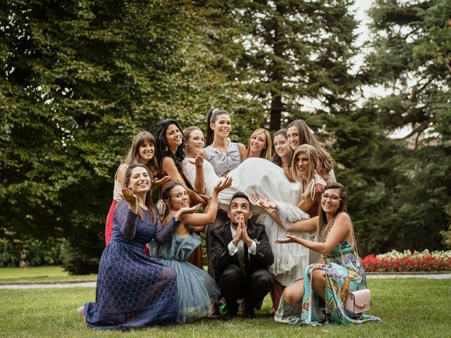 Il matrimonio di Davide e Simona a Annone di Brianza, Lecco 50