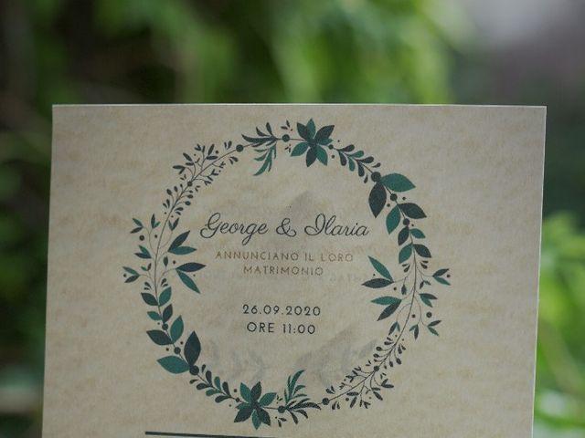 Il matrimonio di George  e Ilaria  a Foligno, Perugia 5