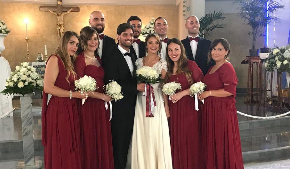 Il matrimonio di Alessio e Mariateresa a Napoli, Napoli