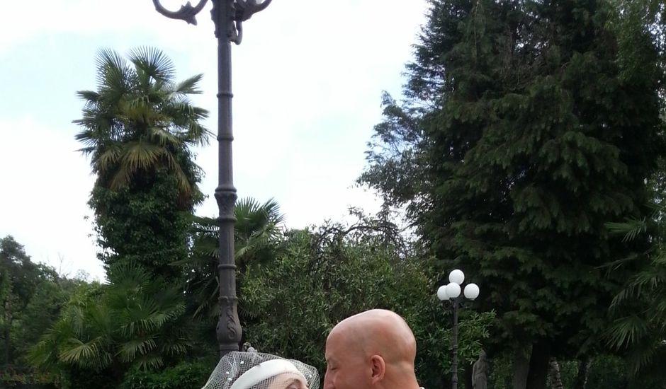 Il matrimonio di Alessandro  e Federica  a Gallarate, Varese