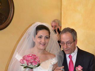 Le nozze di Francesca e Jari 1