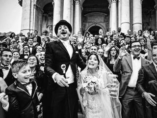 Le nozze di Donatella e Daniele