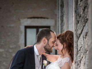 Le nozze di Anastasia e Alessio