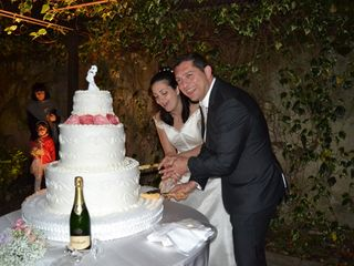 Le nozze di Francesca e Jari