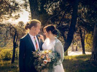 Le nozze di Annalisa e Oscar 1