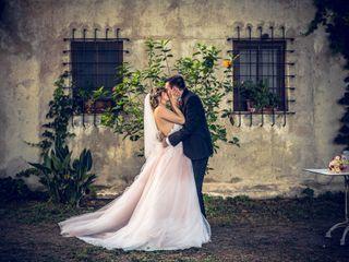 Le nozze di Ester e Andrea