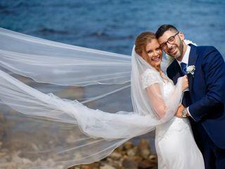 Le nozze di Marica e Gianni