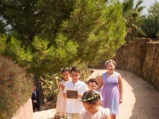 Le nozze di Patrizia e Antonio 1