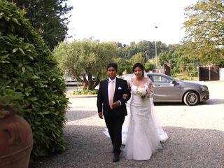 Le nozze di Yadira e Simone 2