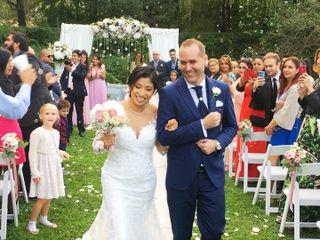 Le nozze di Yadira e Simone