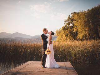 Le nozze di Alessia e Jonny