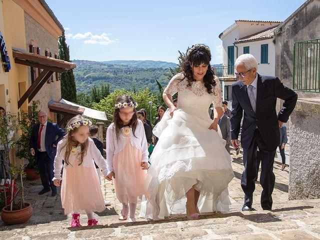 Il matrimonio di Andrea e Roberta a Rosora, Ancona 4