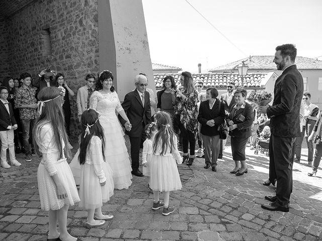 Il matrimonio di Andrea e Roberta a Rosora, Ancona 5
