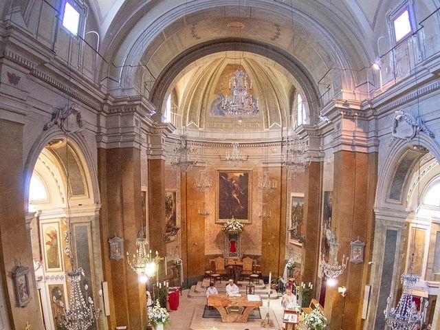Il matrimonio di Andrea e Roberta a Rosora, Ancona 7