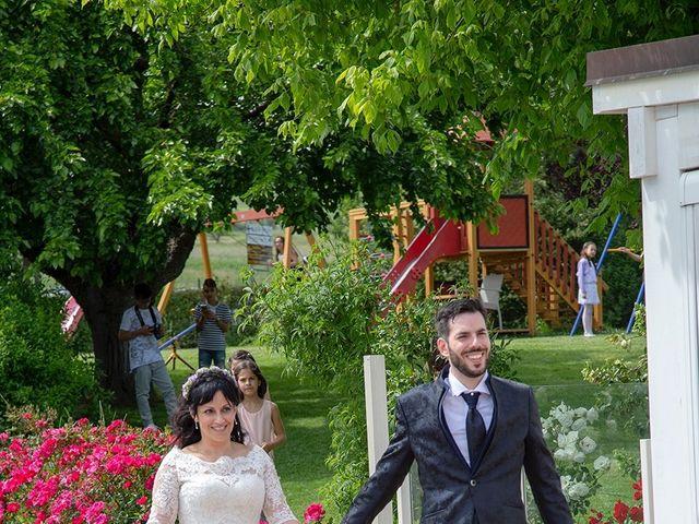 Il matrimonio di Andrea e Roberta a Rosora, Ancona 15