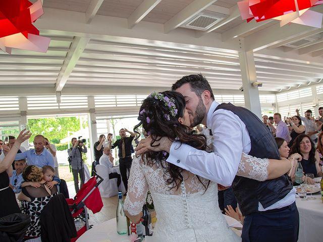 Il matrimonio di Andrea e Roberta a Rosora, Ancona 19
