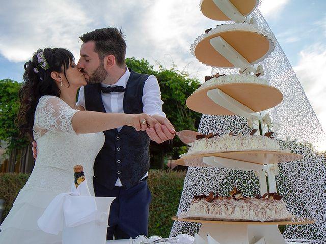 Il matrimonio di Andrea e Roberta a Rosora, Ancona 21