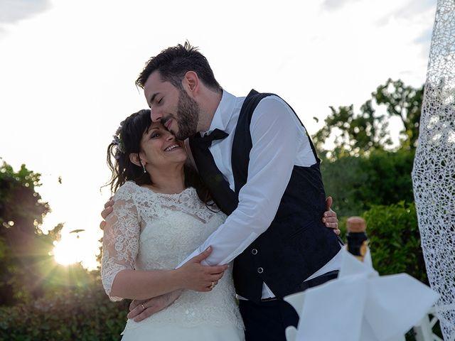 Il matrimonio di Andrea e Roberta a Rosora, Ancona 22