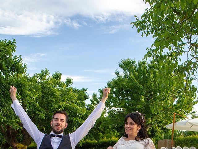 Il matrimonio di Andrea e Roberta a Rosora, Ancona 1