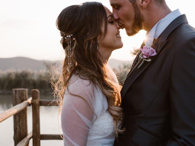 Le nozze di Sara e Federico